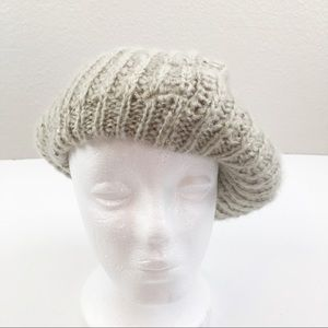 Urban Outfitter Pins And Needles Knit Beret